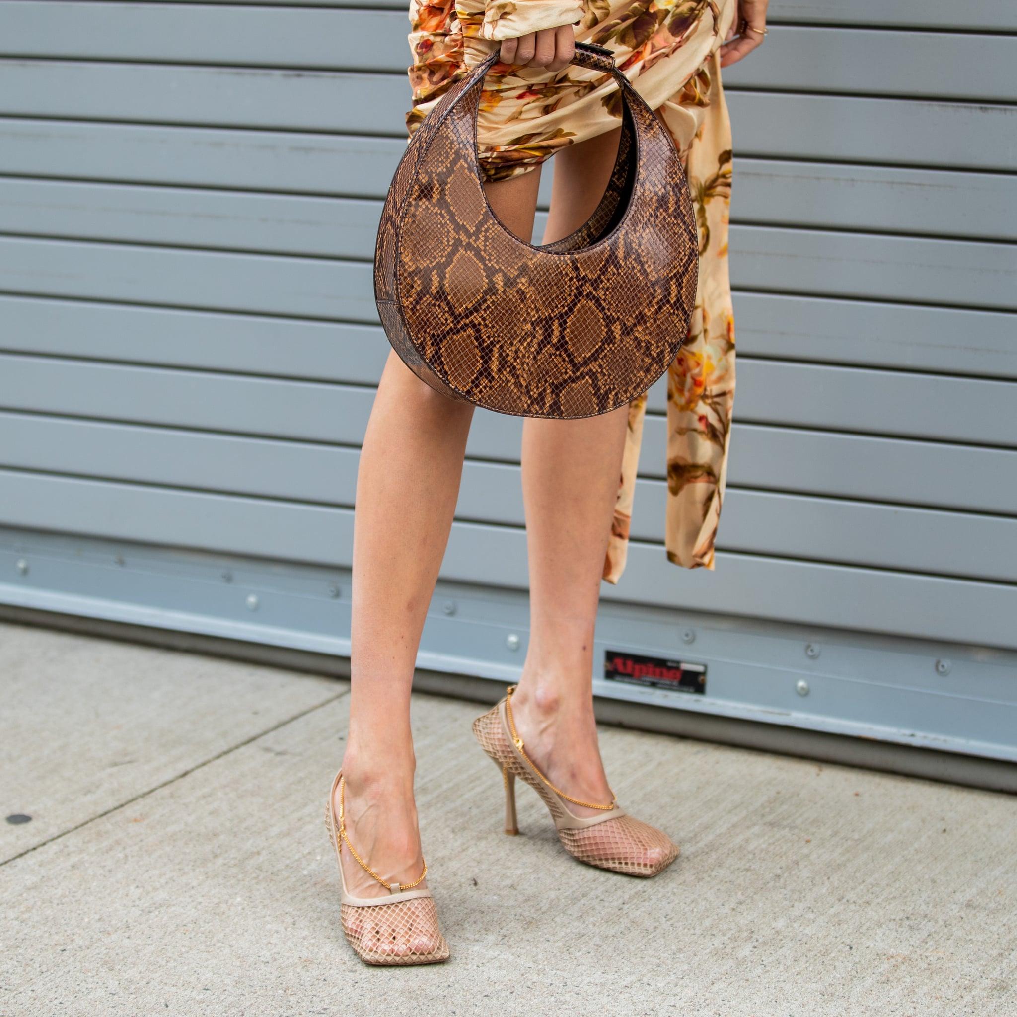 Topshop Nicole Burgundy Strap Sandals