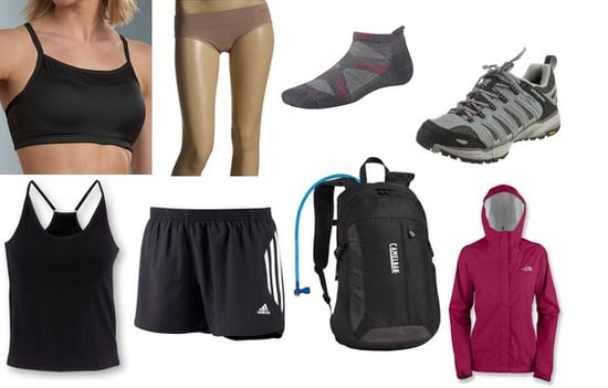 What to Wear For a Day Hike