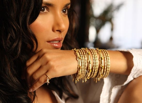Fab Flash: Padma Lakshmi to Create Jewelry Line