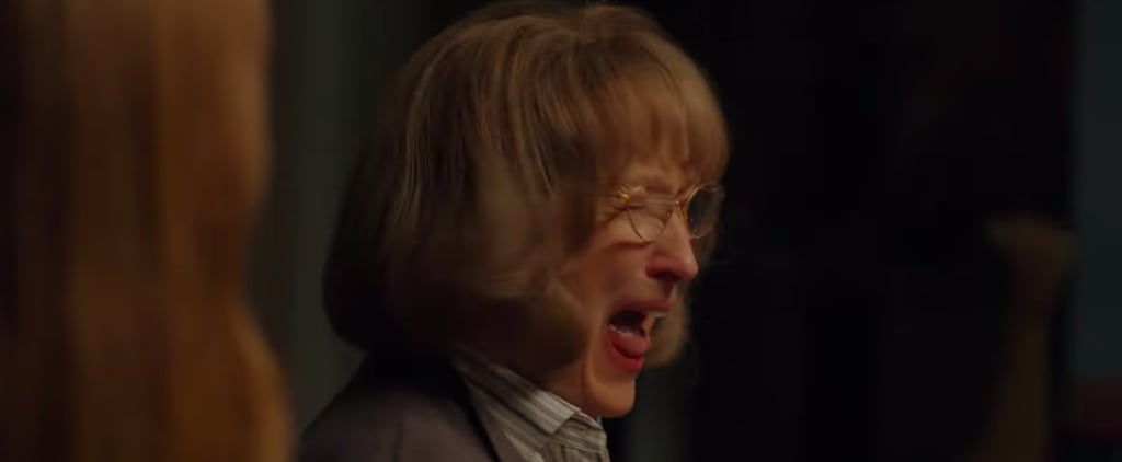 Meryl Streep's Screaming Scene From Big Little Lies