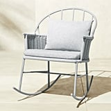 1730 Outdoor PVC Rocking Chair