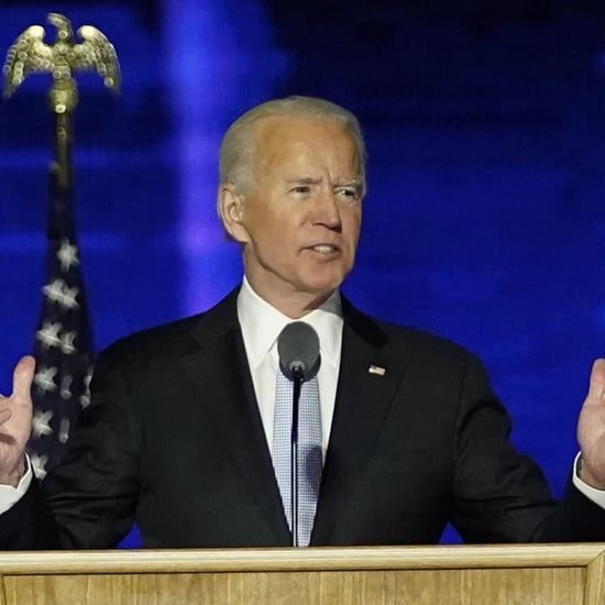 Joe Biden Gives Acceptance Speech For Presidency