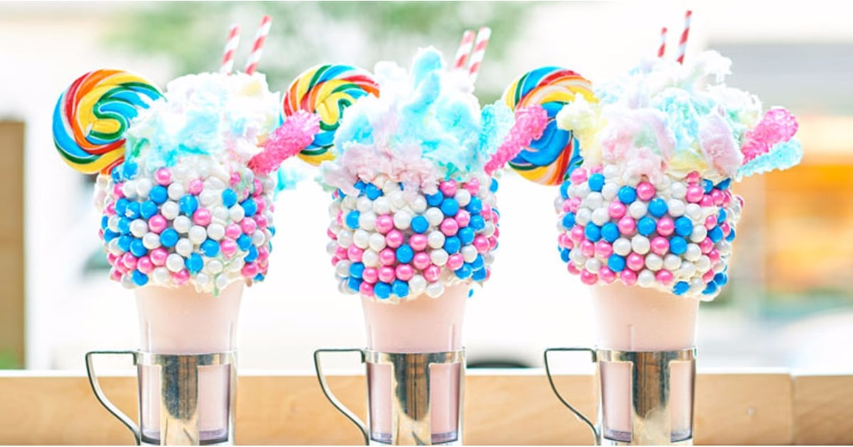 Cue the Sugar Rush! Black Tap's Famous Milkshakes Are Coming to Disneyland