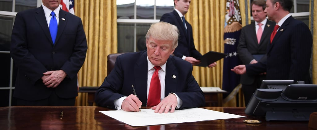 Donald Trump Changes to the Oval Office