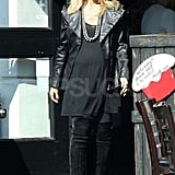 Pictures of Rachel Zoe Pregnant With Rodger