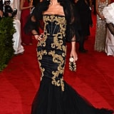 Met Gala Red Carpet 2012
