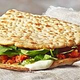 Panera: Tomato Mozzarella Flatbread