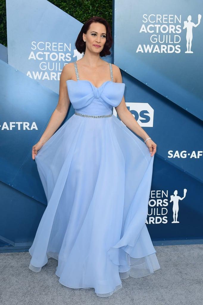 Kristen Gutoskie at the 2020 SAG Awards