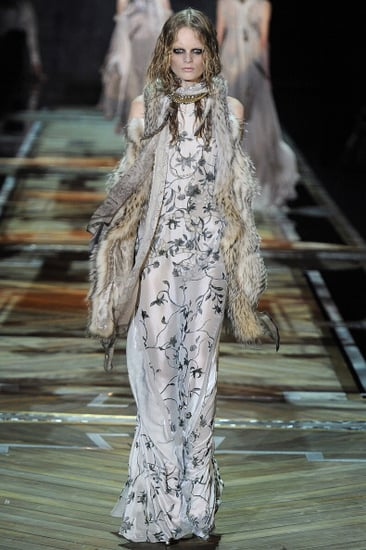 Fall 2011 Milan Fashion Week: Roberto Cavalli