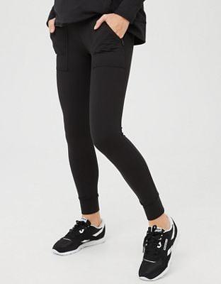 Offline The Hugger High Waisted Zip Pocket Legging