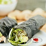Cucumber-Avocado Tuna Hand Rolls
