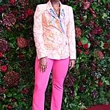 Jasmine Lee-Jones at the 65th Evening Standard Theatre Awards