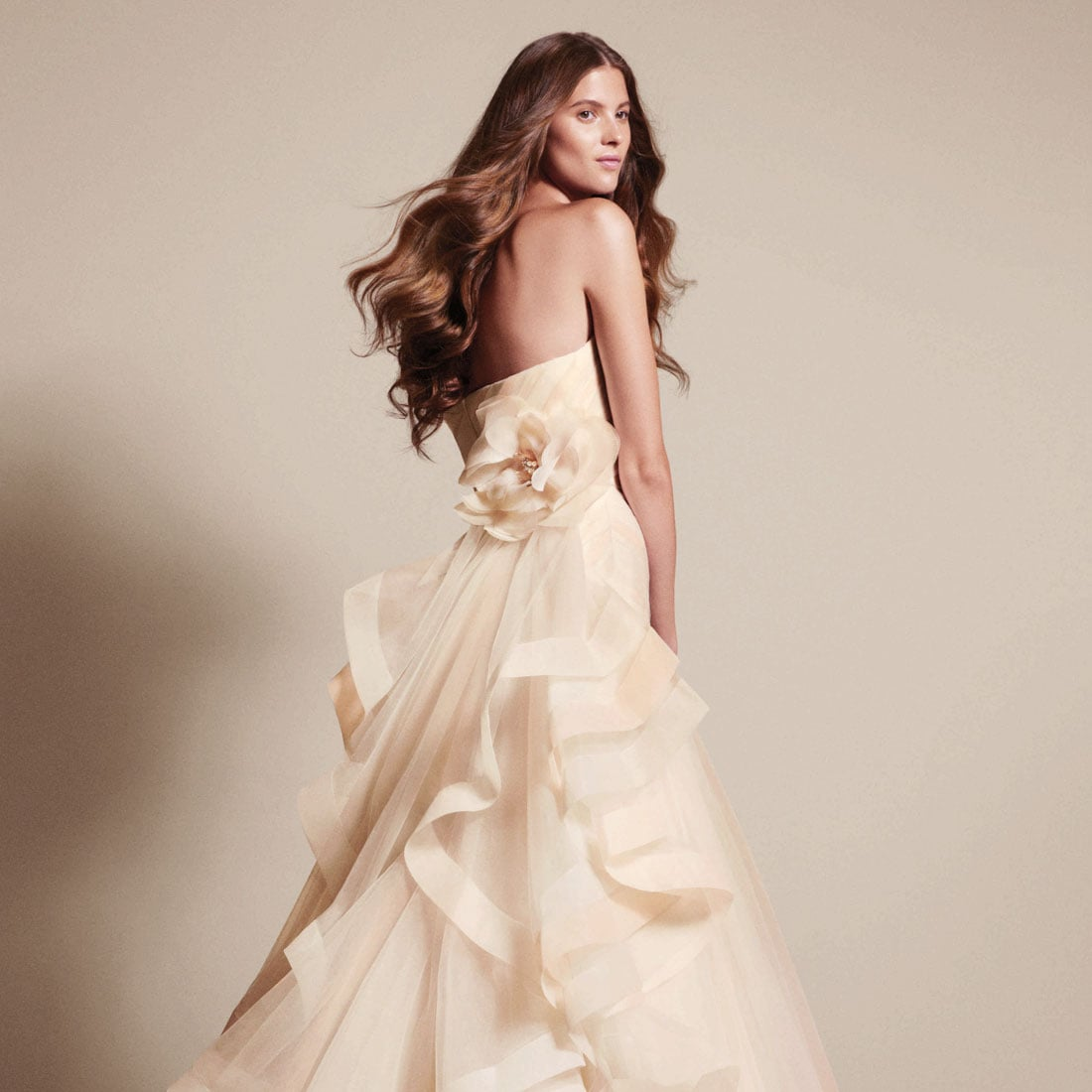 White by Vera Wang Wedding Dresses Spring 2014 | POPSUGAR Fashion
