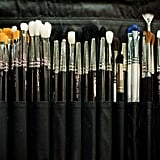 Regularly clean makeup brushes to battle harmful bacterias. Painlessly prepare for evening events with a go-to smoky eye look. Make Marilyn Monroe proud by mimicking vintage Hollywood pin curls.