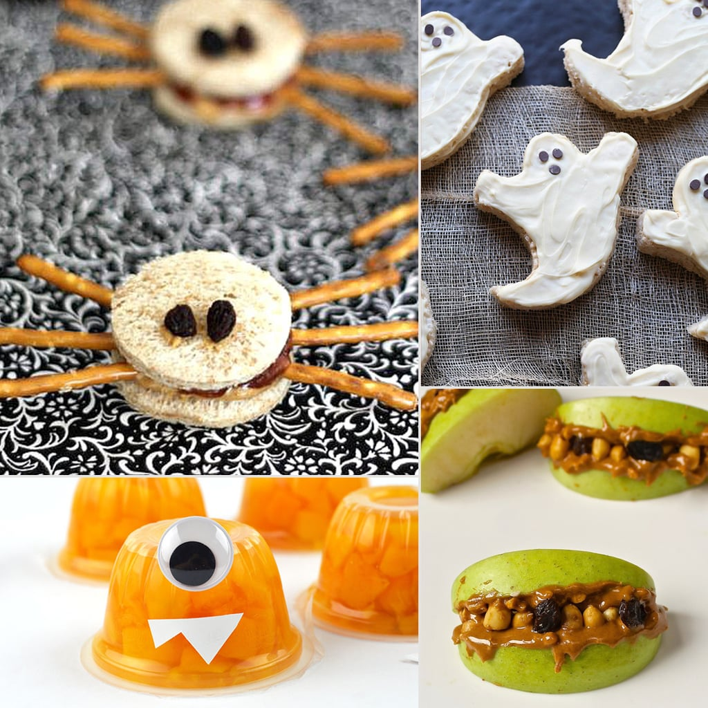 Halloween Lunchbox Snacks For Kids