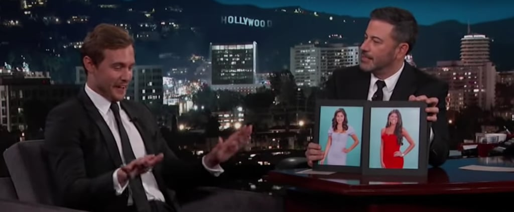 Jimmy Kimmel Predicts Who Wins Peter Weber's Bachelor Season
