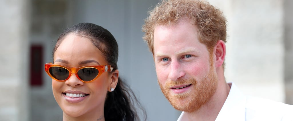 Prince Harry and Rihanna Look Very Comfortable With Each Other Just 1 Day After Meeting
