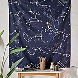 Elliot Design For Deny Zodiac Constellations Tapestry