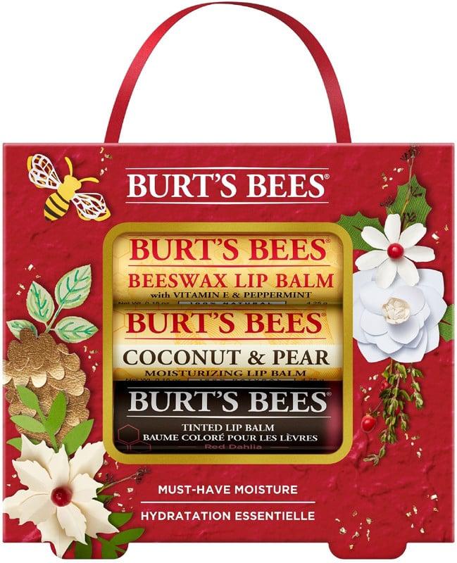 Burt's Bees Must-Have Moisture Kit