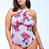 Ashley Graham x Swimsuits For All Floral Estrella Swimsuit