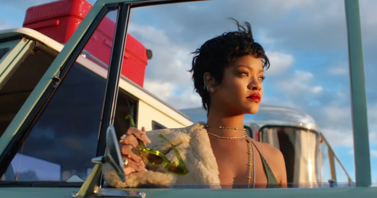 Rihanna Remains Entirely True to Her Signature Style in New Luxury Rimowa Campaign