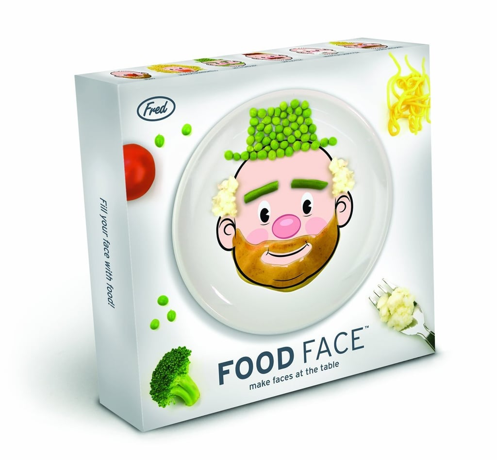 Fred and Friends Food Face