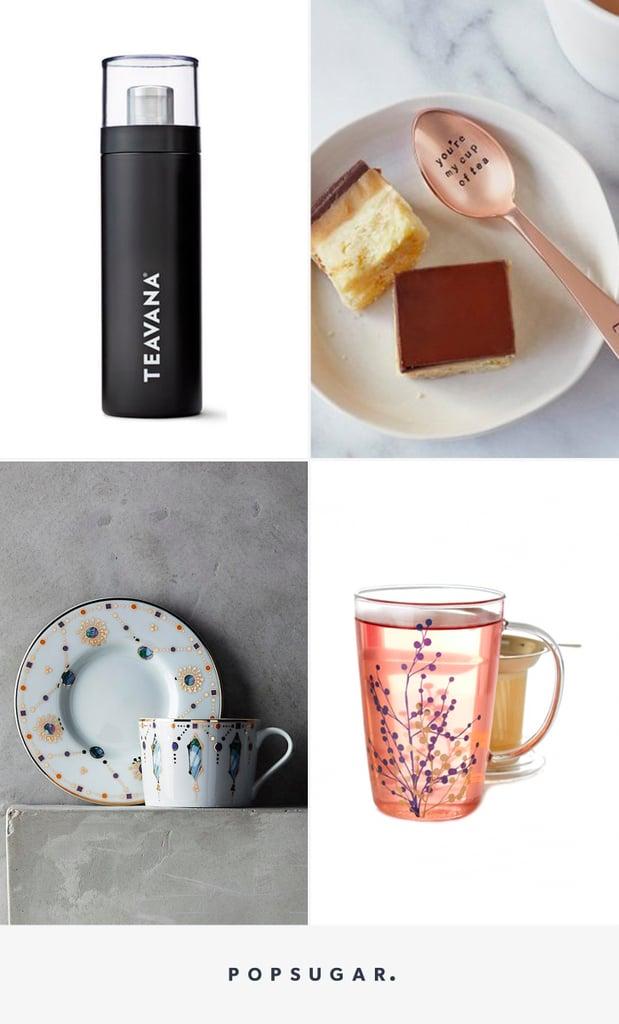 Gifts For Tea Lovers Popsugar Food