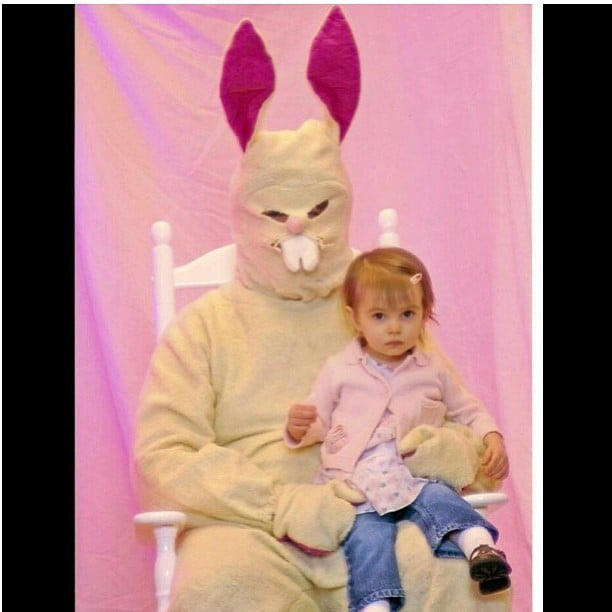 We're With You, Kid: Creepiest Bunny Ever