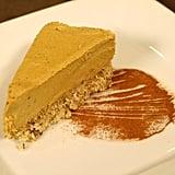 Thanksgiving With a Twist: Vegan Pumpkin Cheesecake