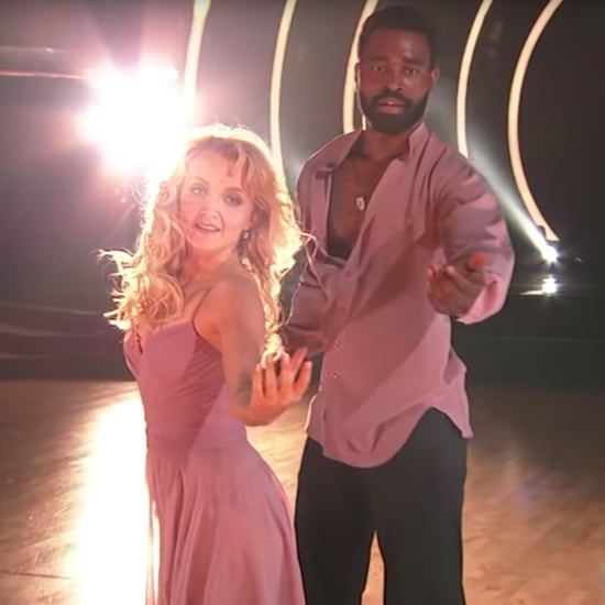 Evanna Lynch's Contemporary Dance on Dancing With the Stars