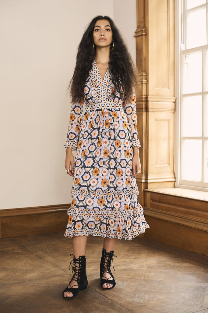 Temperley London Fashion Show Spring 2020