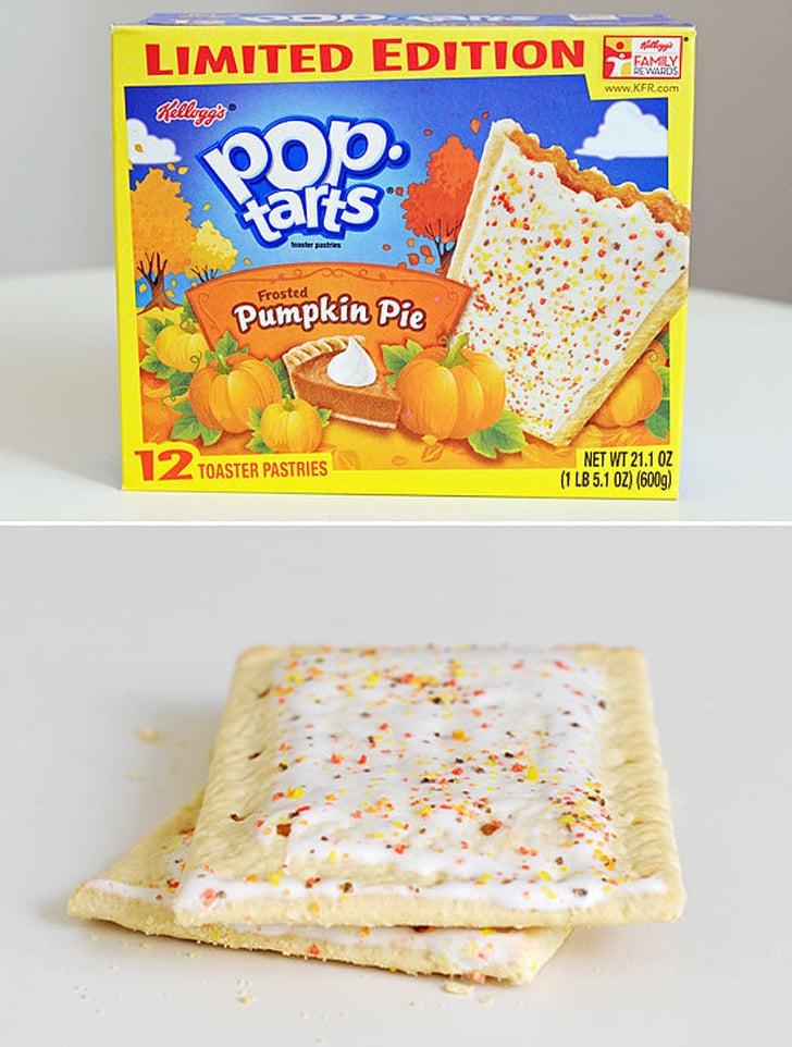 Frosted Pumpkin Pie Pop-Tarts