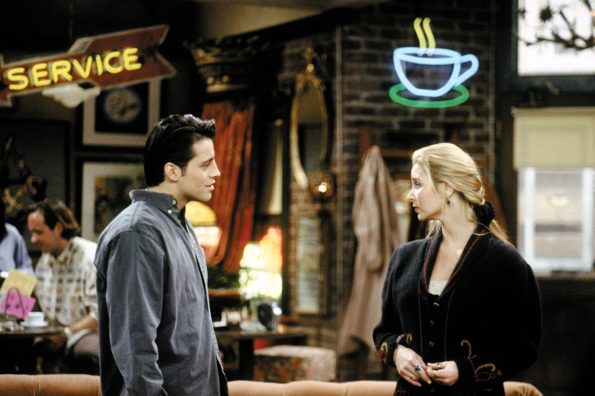 Joey and Phoebe, Friends