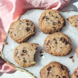 Shortbread Chocolate Chip Cookies Recipe