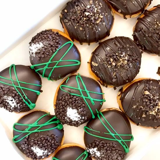 Krispy Kreme Ghirardelli Doughnuts Review