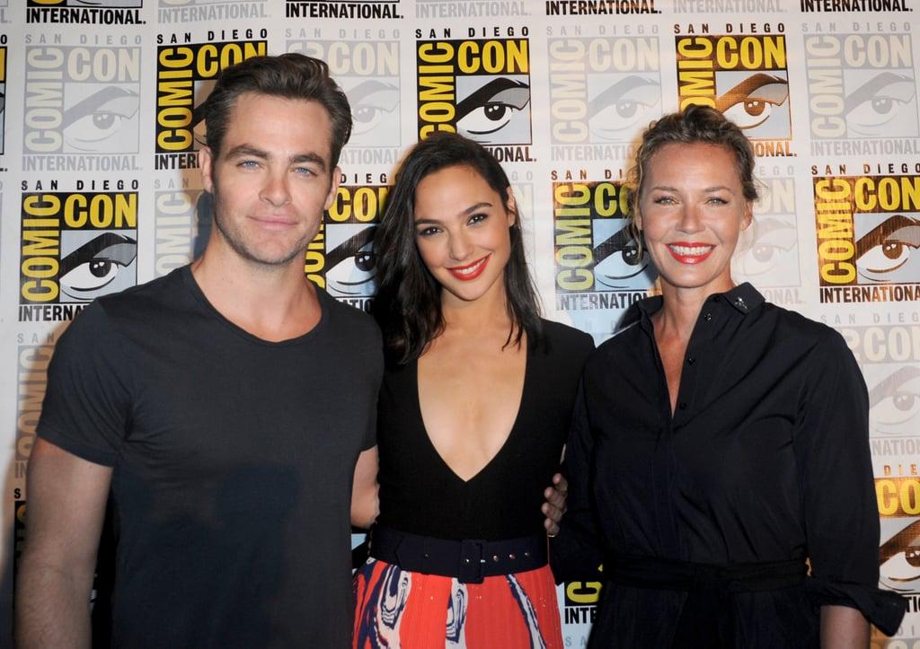 Wonder Woman: Meet the Cast of the Upcoming Superhero Movie