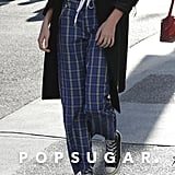 Look Once, and Kaia Gerber's in PJs, Look Twice, and She's Wearing Jeans