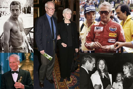 Biggest Headline of 2008: Paul Newman Passes Away