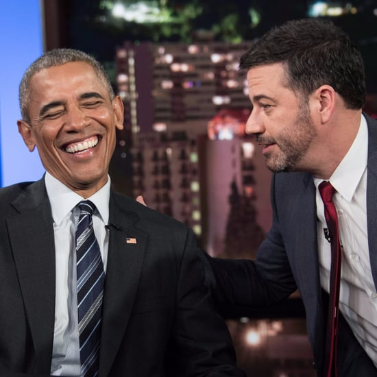 Which Presidents Contacted Jimmy Kimmel About His Son?