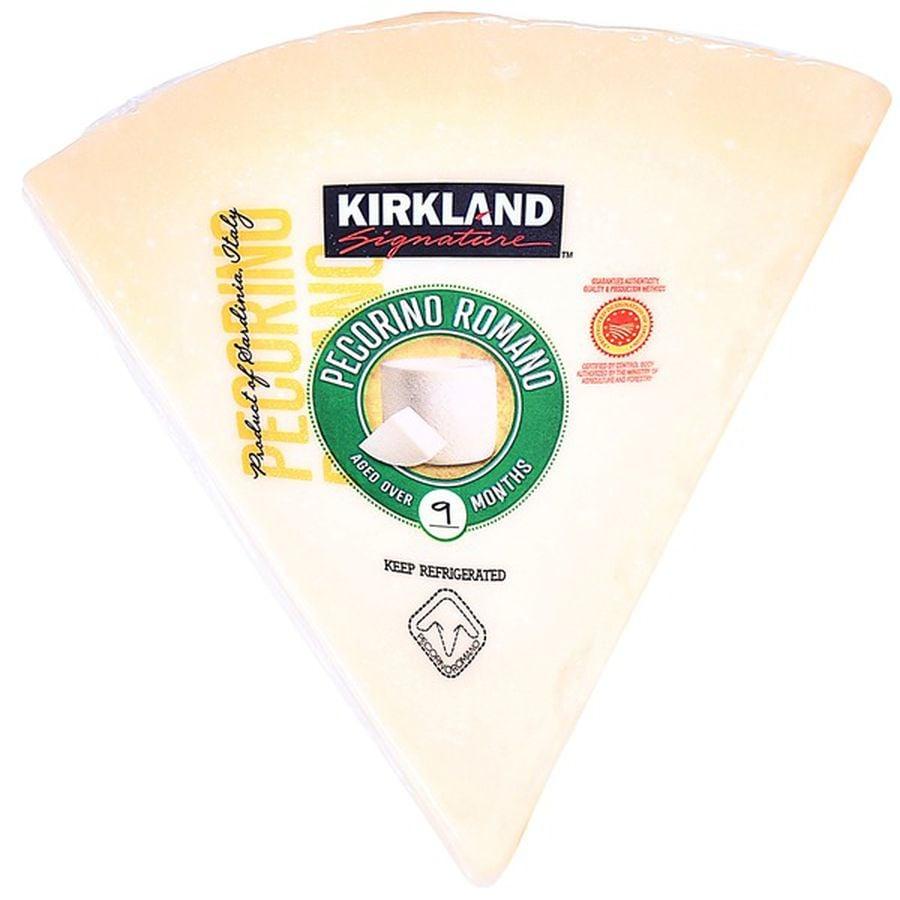 Kirkland Signature Pecorino Romano Cheese ($14)
