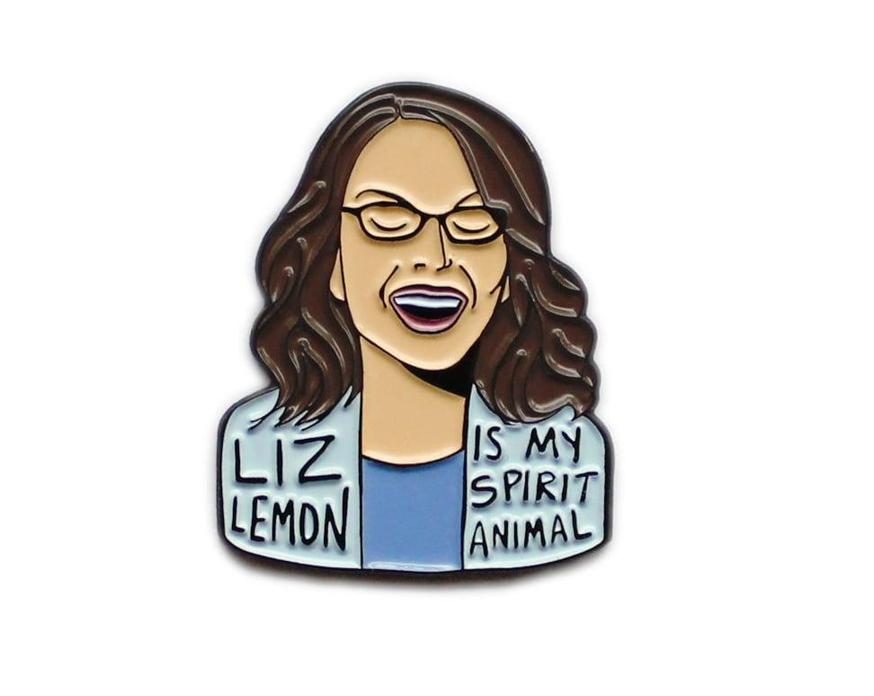 Liz Lemon Pin ($13)
