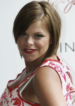 Jade Goody's Family Have Won Legal Damages After A Picture of Mourners at Her Private Burial Was Published