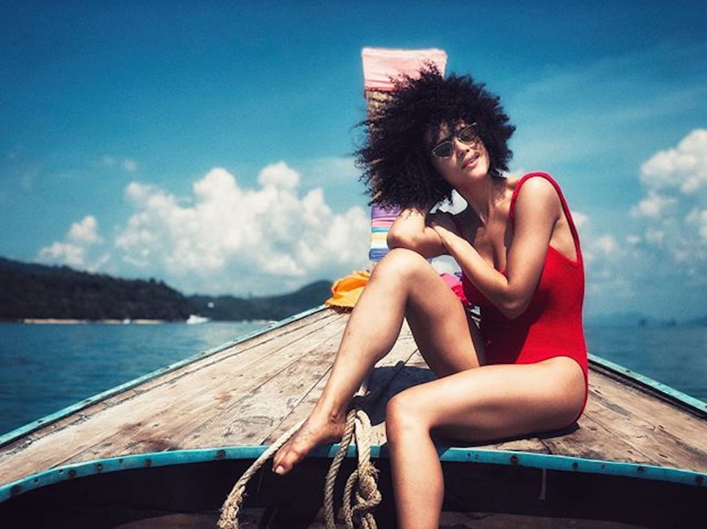 Nathalie Emmanuel's Bikini Moments Will Make You Wonder How Someone Can Be So Gorgeous