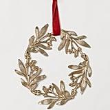 Large Metal Wreath