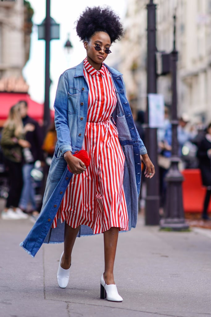 Fashion trends on pinterest 2017 popsugar fashion Fashion street style pinterest
