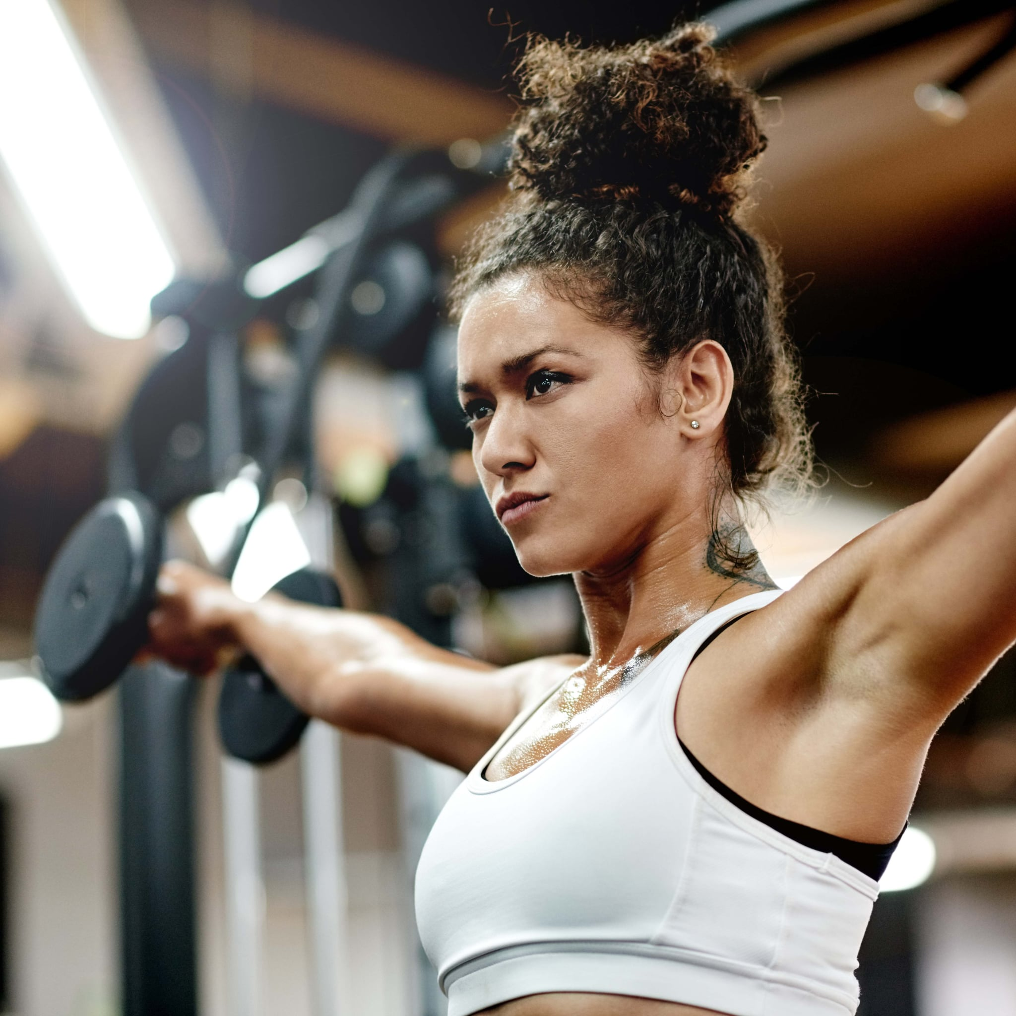 Why Women Work Out Popsugar Fitness Women's health, part of the hearst uk wellbeing network women's health participates in various affiliate marketing programs, which means we may get paid commissions on editorially chosen products purchased through our links to retailer sites. why women work out popsugar fitness