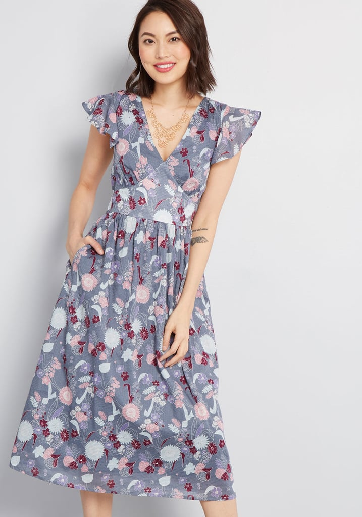 Truly You Short Sleeve Dress