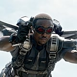 Falcon From Captain America: The Winter Soldier