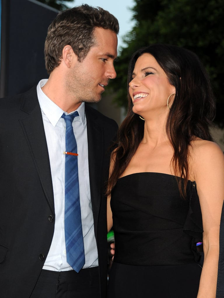 Ryan Has Support From BFF Sandra Bullock