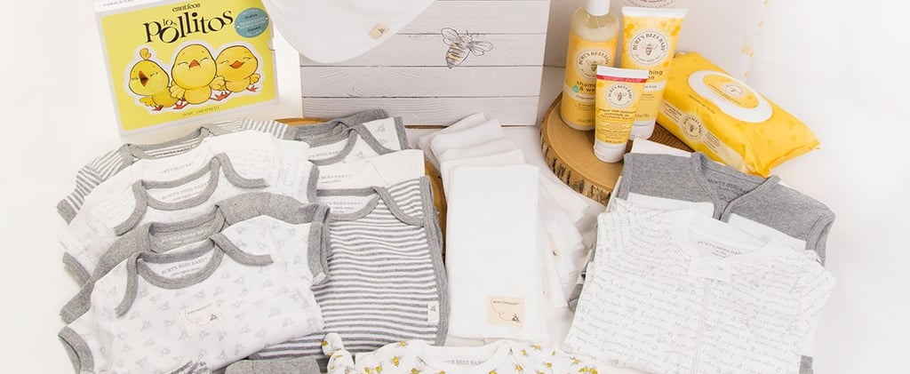 This Burt's Bees Baby Box Is the Ultimate Gift For New Moms